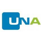 Logo UNA, service à domicile, service à la personne
